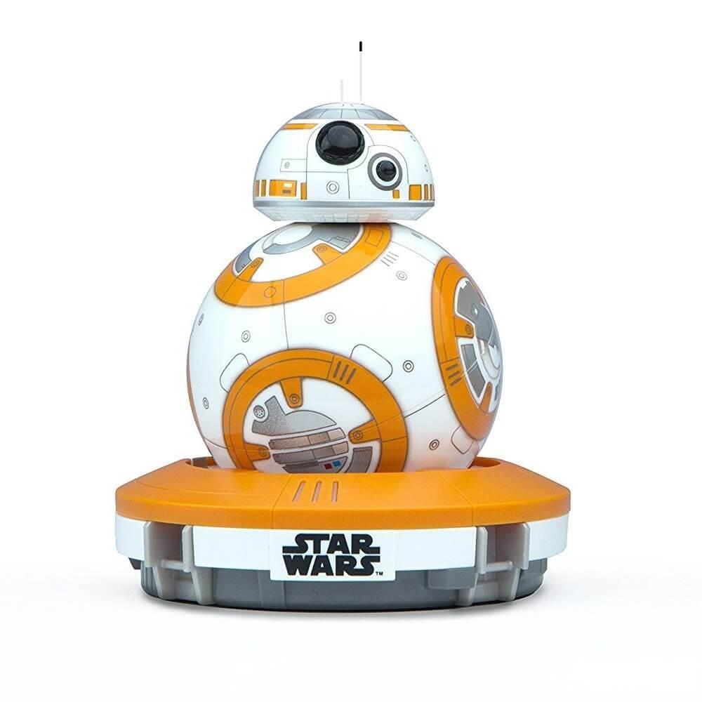 BB-8 Droid Titelbild Technik Must Have Männerspielzeug kaufen – Männerspielzeuge finden – Spielzeug für Männer finden – bestes Männerspielzeug – Männerspielzeug im Vergleich