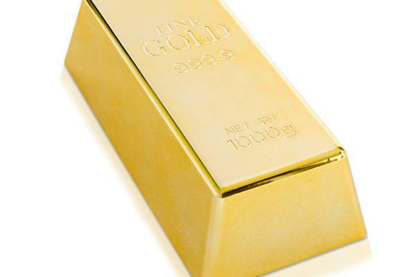 Goldbarren Türstopper Geschenke für männer kaufen
