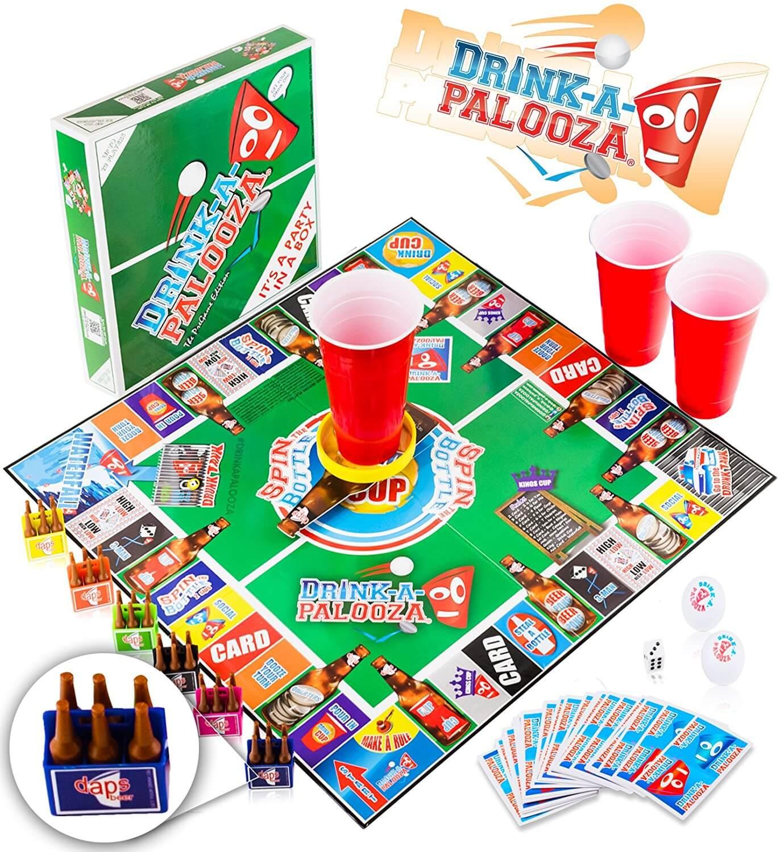 Drink A Palooza Das Wohl Beste Trinkspiel Was Maenner